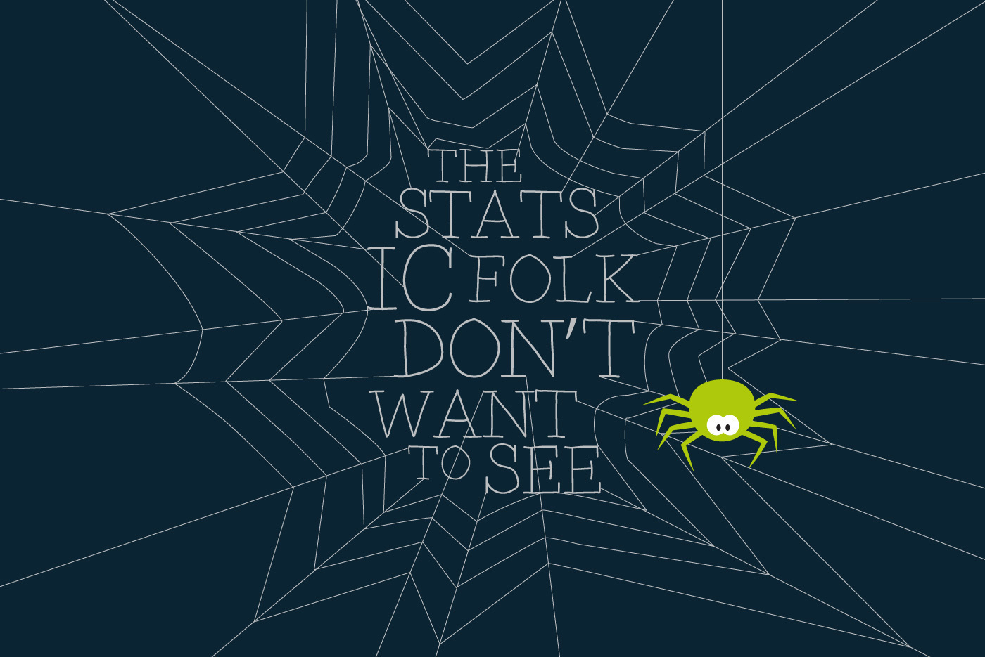 the stats internal comms professionals don't want you to see - spider web