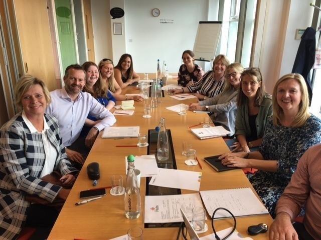 IoIC Internal Comms Humber Hubs Launch Meeting
