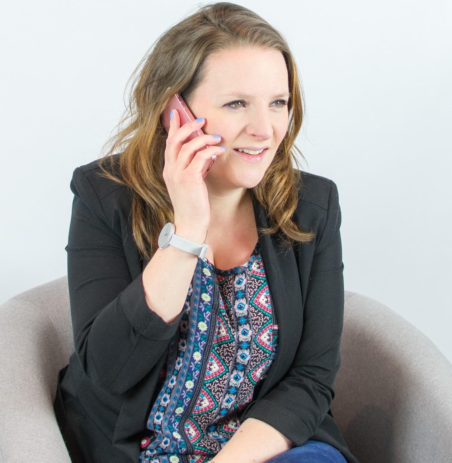 Meet the author - internal comms and copywriter extraordinaire Ellie Buckingham