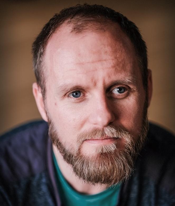 TEDxHull 2018 speaker Jon Beney