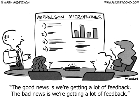 'Leave a Constructive Message' - how leaders can give feedback that inspires