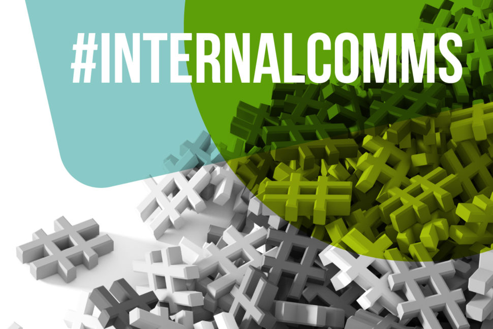 The top 10 #internalcomms hashtags on twitter