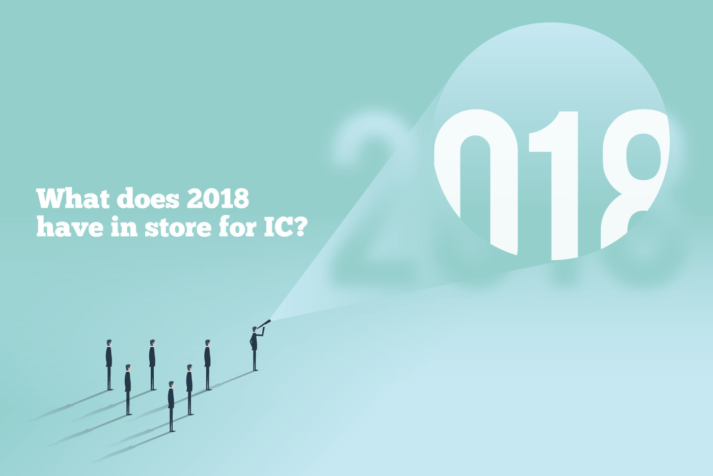 IC in 2018 header image