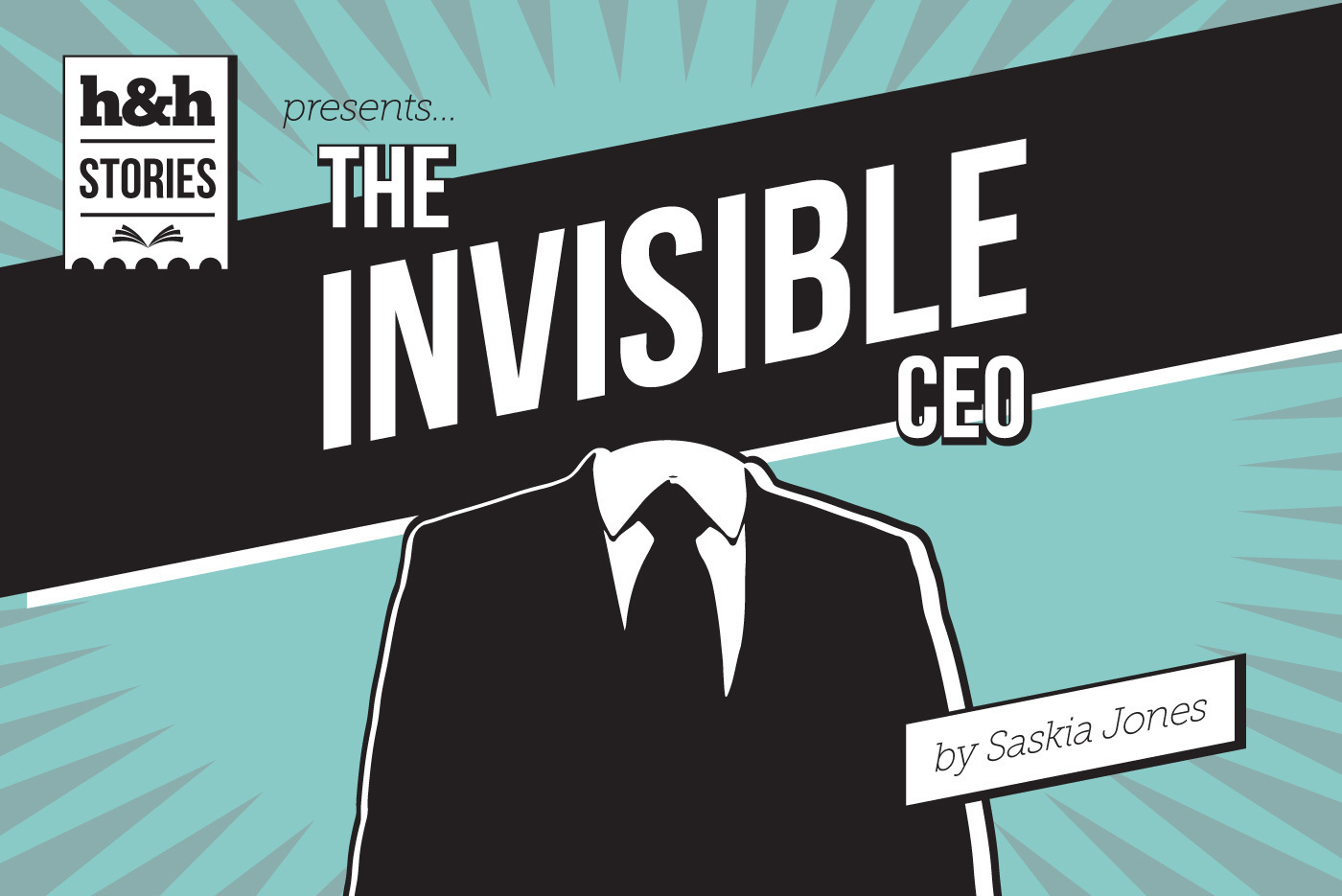 Invisible CEO article header
