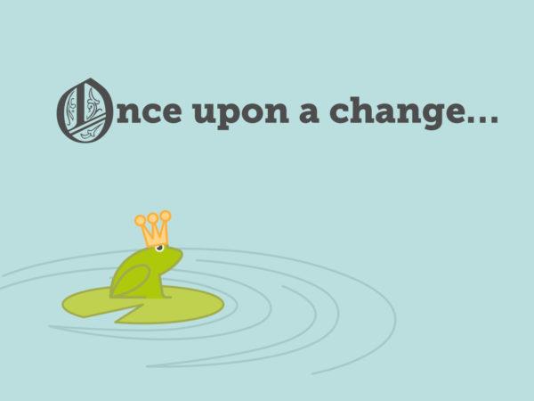 Storytelling change header image