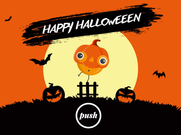 Push Halloween Offer Header Image