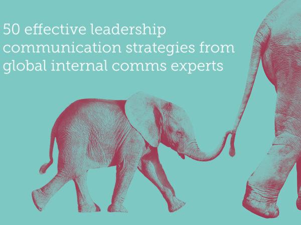 50 effective leadership communication strategies