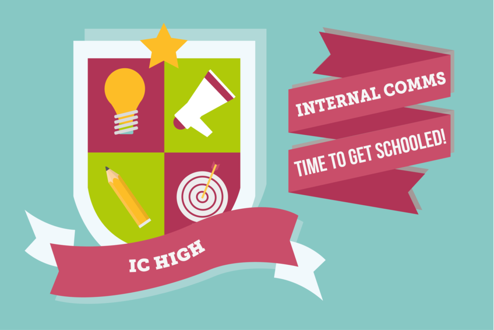 Time for an education: how can we improve internal comms in schools?