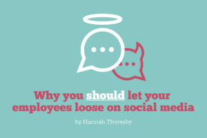 SM Employee Advocacy article header