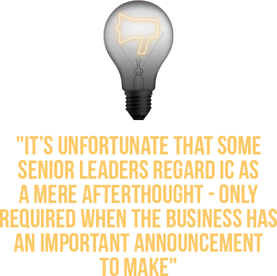 Switching on senior leaders quote 1