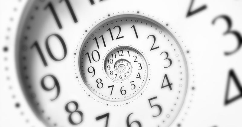 content endless clock