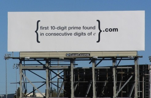 content google billboard ad
