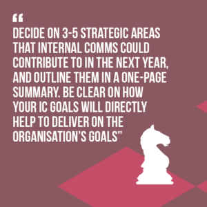 6 easy steps to simplify your internal comms strategy Quote 2