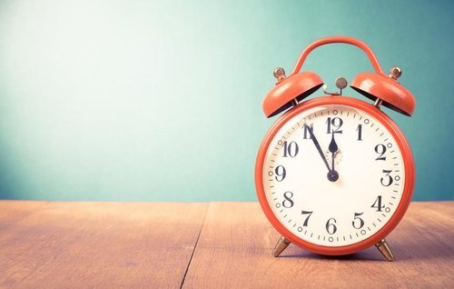 content clock