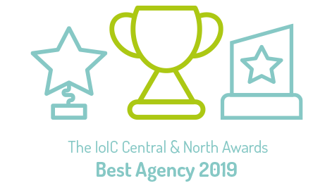 The IoIC Central & North Awards Best Agency 2019