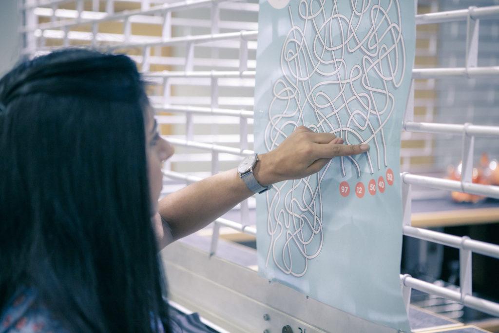Solving the Maze at BizWeek 2017