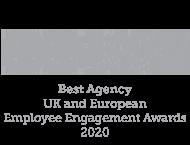 EE Best Agency 2020 logo