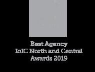 IoIC Best Agency 2019 logo